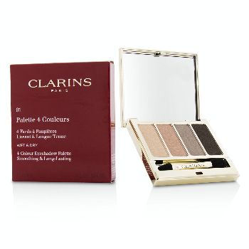 4-Colour-Eyeshadow-Palette-(Smoothing-and-Long-Lasting)---#01-Nude-Clarins