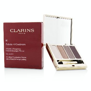 4-Colour-Eyeshadow-Palette-(Smoothing-and-Long-Lasting)---#02-Rosewood-Clarins