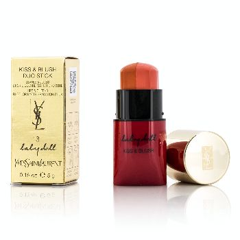 Baby-Doll-Kiss--Blush-Duo-Stick---#-3-From-Cute-to-Devilish-Yves-Saint-Laurent