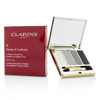 4-Colour-Eyeshadow-Palette-(Smoothing-and-Long-Lasting)---#05-Smoky-Clarins