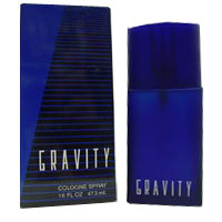 Coty Gravity 0.50oz Aftershave