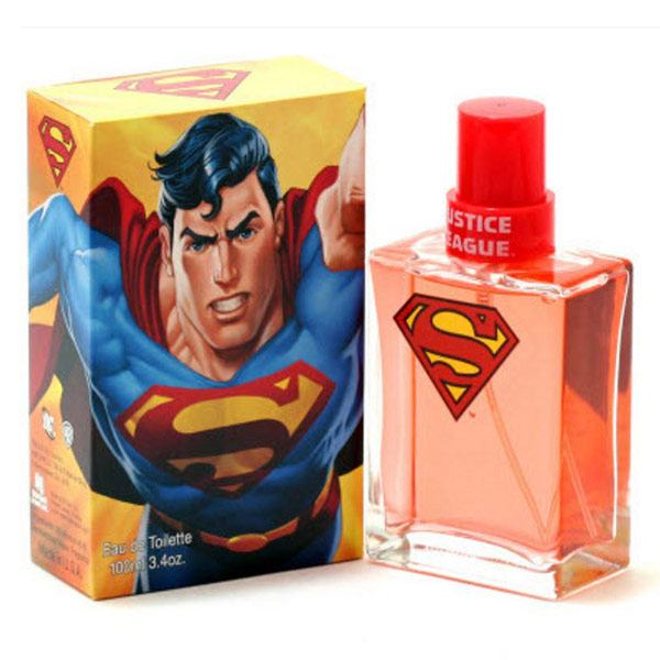 Superman 100 ml EDT Spray (Red Bottle)