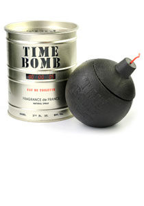 Time Bomb Pierre Laussey Image