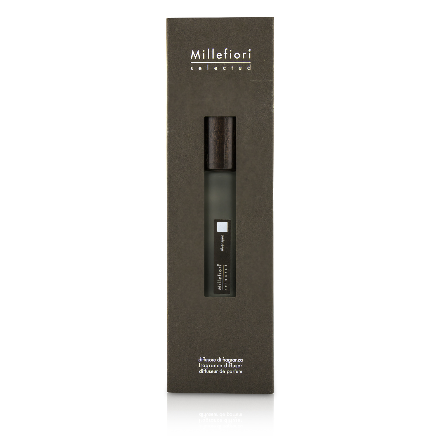 Selected Fragrance Diffuser - Silver Spirit