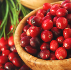 Cranberry Scented Oil