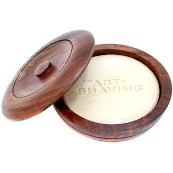 Shaving-Soap-w--Bowl---Sandalwood-Essential-Oil-(For-All-Skin-Types)-The-Art-Of-Shaving