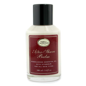 After Shave Balm - Sandalwood Essential Oil The Art Of Shaving Image