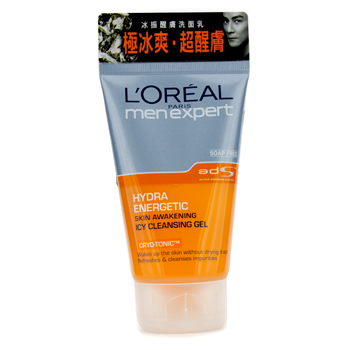 Men-Expert-Hydra-Energetic-Skin-Awakening-Icy-Cleansing-Gel-LOreal
