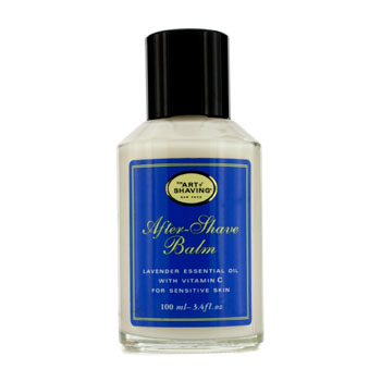 After-Shave-Balm---Lavender-Essential-Oil-(For-Sensitive-Skin-Unboxed)-The-Art-Of-Shaving