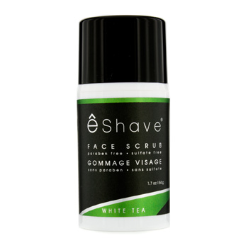 Face-Scrub---White-Tea-EShave