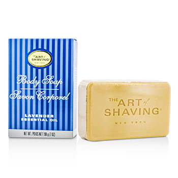 Body-Soap---Lavender-Essential-Oil-The-Art-Of-Shaving