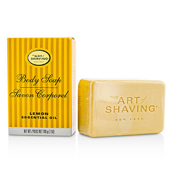 Body-Soap---Lemon-Essential-Oil-The-Art-Of-Shaving