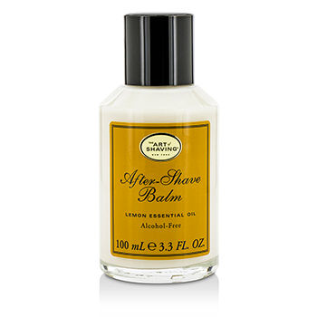 After-Shave-Balm---Lemon-Essential-Oil-(Unboxed)-The-Art-Of-Shaving