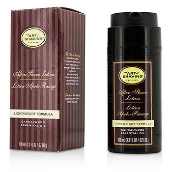 After-Shave-Lotion---Sandalwood-(For-Normal-to-Oily-Skin)-The-Art-Of-Shaving
