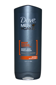 Deep Clean Body and Face Wash Dove Image