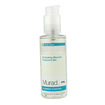 Exfoliating Blemish Treatment Gel