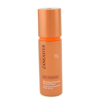 Self Tanning Morning & Evening Bronze Toner