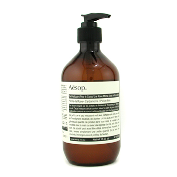 A Rose By Any Other Name Body Cleanser Aesop Image
