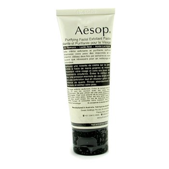 Purifying Facial Exfoliant Paste ( Tube )