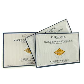 Immortelle 3D Brightening Mask
