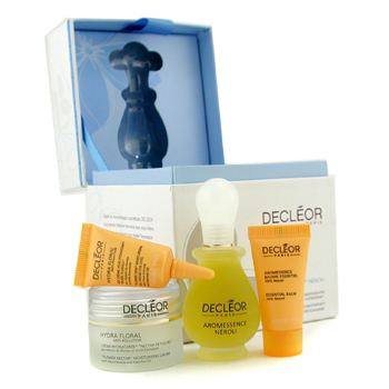 Aromessence Neroli Coffret: Aromessence Neroli 15ml/0.5oz + Balm + Cream + Eye Gel Cream