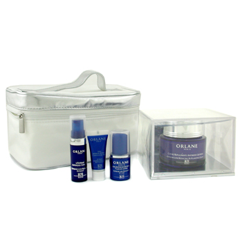 Extreme Line Reducing Kit Re Plumping plus Extract plus Eye Contour plus Lip Care 4pcsplus