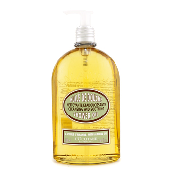 Almond-Cleansing-and-Soothing-Shower-Oil-LOccitane