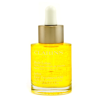 Face-Treatment-Oil---Lotus-Clarins