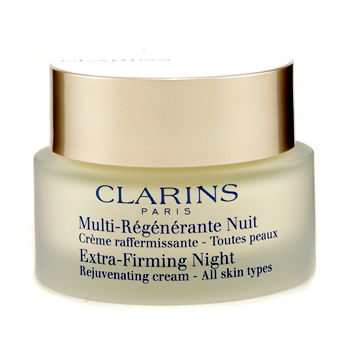 Extra-Firming-Night-Rejuvenating-Cream---All-Skin-Types-Clarins