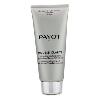 Absolute-Pure-White-Mousse-Clarte-Lightening-Cleansing-Gel-Payot