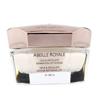 Abeille Royale Neck & Decollete Cream SPF15