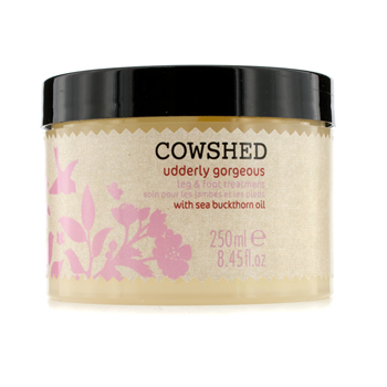 Udderly Gorgeous Leg & Foot Treatment Cowshed Image