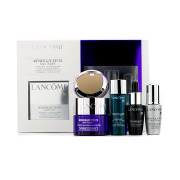 Renergie-Yeux-Multi-Lift-Set:-Eye-Cream-15ml---Youth-Activator-7ml---Skin-Corrector-7ml---Light--Pearl-5ml-Lancome