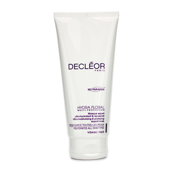 Hydra Floral Ultra-Moisturizing & Plumping Expert Mask by decleor #3