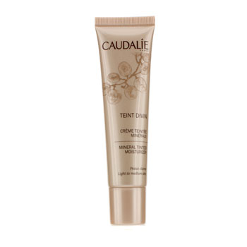 Teint Divin Mineral Tinted Moisturizer - Light to Medium Skin Caudalie Image