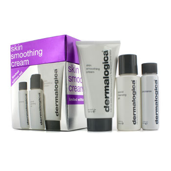 Skin-Smoothing-Cream-Limited-Edition-Set:-Skin-Smoothing-Cream-100ml---Special-Cleansing-Gel-50ml---Precleanse-30ml-Dermalogica