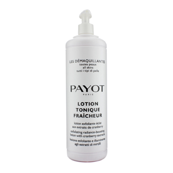 Lotion-Tonique-Fraicheur-Exfoliating-Radiance-Boosting-Lotion---For-All-Skin-Type-(Salon-Size)-Payot