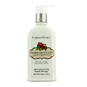 Pomegranate Argan & Grapeseed Ultra-Moisturising Hand Therapy  250g/8.8oz