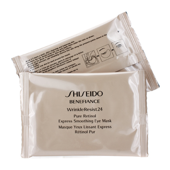 Benefiance-WrinkleResist24-Pure-Retinol-Express-Smoothing-Eye-Mask-Shiseido