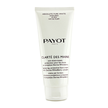 Absolute-Pure-White-Clarte-Des-Mains-Lightening-Protective-Hand-Cream-(Salon-Size)-Payot
