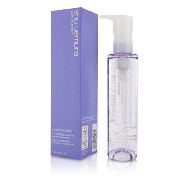 Blanc:Chroma-Brightening-and-Polishing-Gentle-Cleansing-Oil-Shu-Uemura