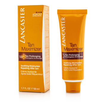 Tan-Maximizer-Soothing-Moisturizer-Repairing-After-Sun-Lancaster
