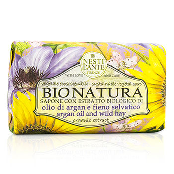 Bio-Natura-Sustainable-Vegetal-Soap---Argan-Oil-and-Wild-Hay-Nesti-Dante
