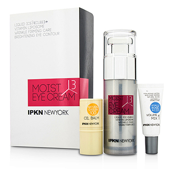 Moist-3-Cube-Kit:-Firming-Eye-Cream---Volume-Mix-1---Oil-Balm-(Exp.-Date:-03-2017)-IPKN-New-York