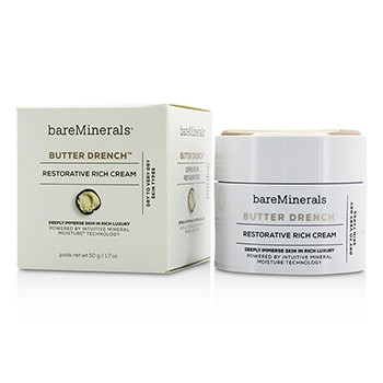 Butter-Drench-Restorative-Rich-Cream---Dry-To-Very-Dry-Skin-Types-BareMinerals