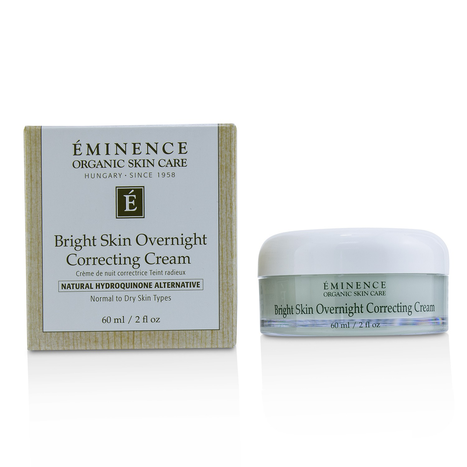 Bright Skin Overnight Correcting Cream - Normal to Dry Skin  60ml/2oz