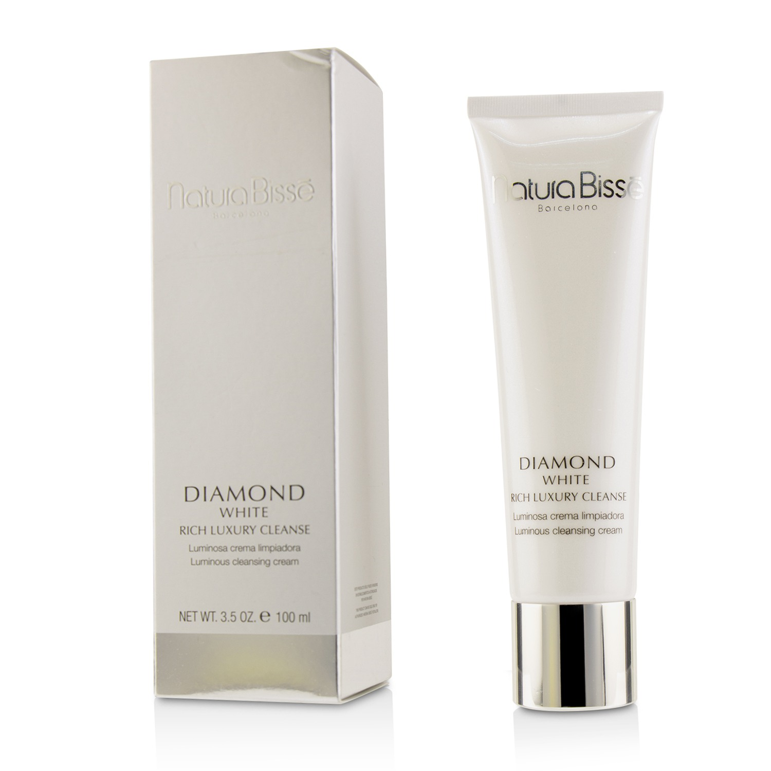 Diamond White Rich Luxury Cleanse Natura Bisse Image
