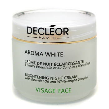Aroma White Brightening Relaxing Night Cream