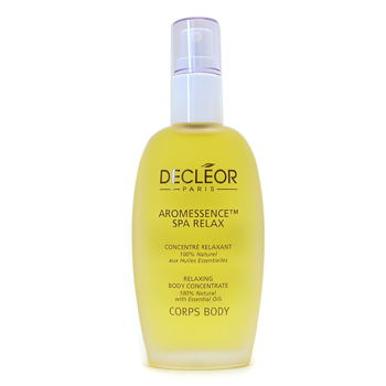 Aromessence SPA Relax Body Concentrate ( Salon Size )