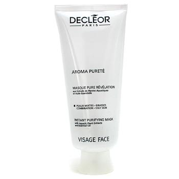 Aroma Purete Instant Purifying Mask - Combination to Oily Skin ( Salon Size )